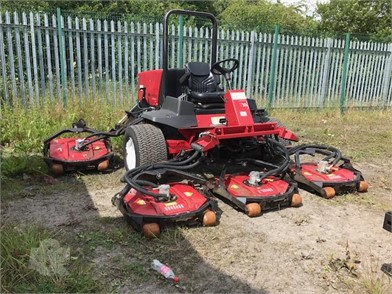 Used TORO Rough - Rotary Mowers for sale in Ireland - 3 Listings