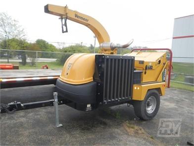 VERMEER Construction Equipment For Lease In Wauconda