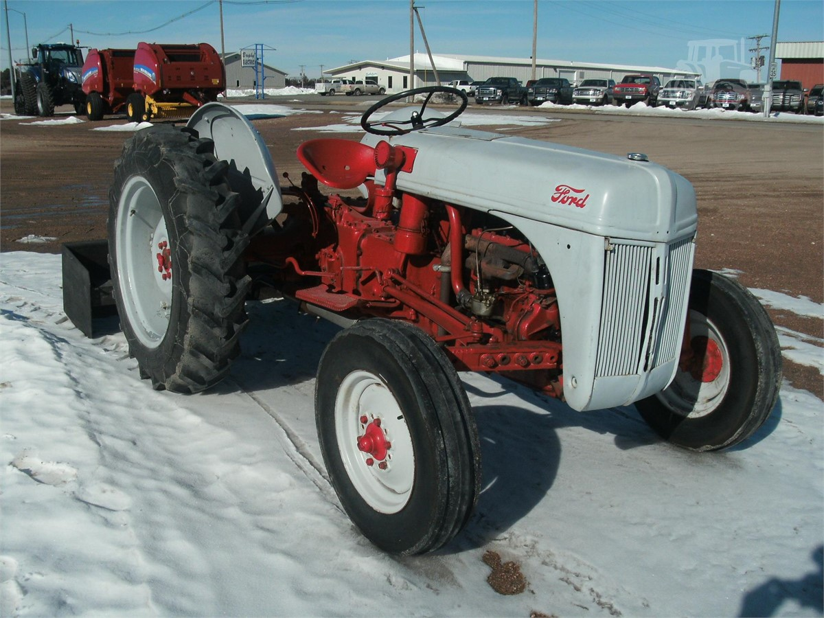 1952 FORD 8N For Sale In Goodland, Kansas | www