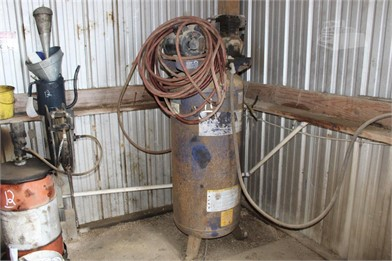 6 5HP SHOP AIR COMPRESSOR Other Auction Results - 1 Listings