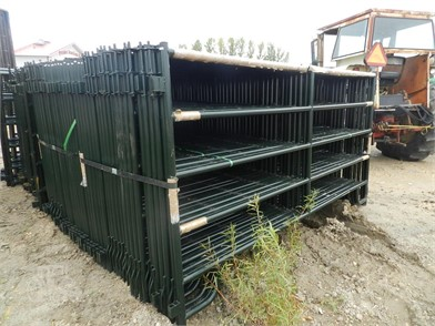 9 5' Hd Corral Panels Fencing Auction Results - 11 Listings