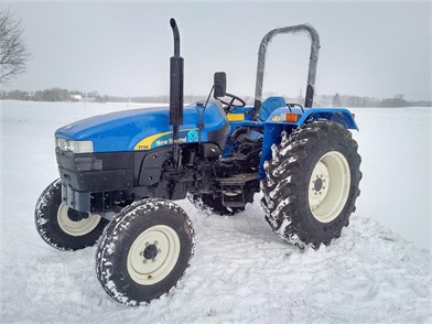 NEW HOLLAND TT55 For Sale - 5 Listings | TractorHouse com - Page 1 of 1