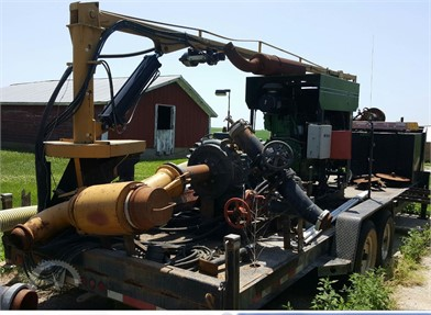 CORNELL Manure Handling Auction Results - 4 Listings