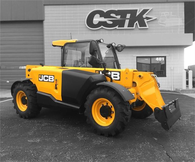 2017 JCB 525-60 AGRI For Sale In Kansas City, Kansas | www