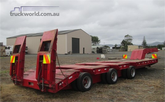 1989 Transport Trailers Low Loader - Trailers for Sale