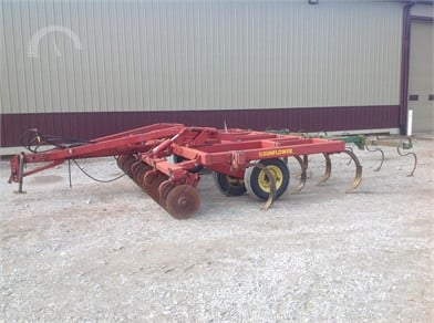 Farm Equipment Online Auction Results - October 4, 2017