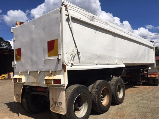 1994 Banmere Semi Tipper - Trailers for Sale