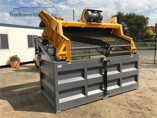 2017 Barford US70 Heavy Machinery for Sale