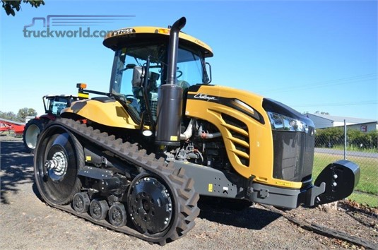 0 Challenger MT775E Farm Machinery for Sale