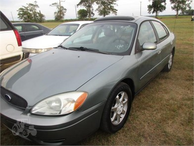 06 FORD TAURUS BLUE Other Auction Results - 1 Listings