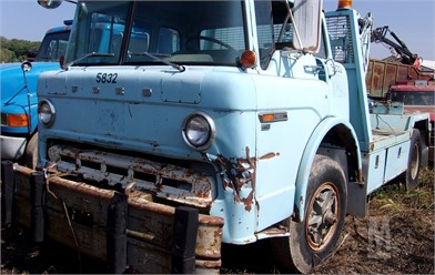 Ford Miscellaneous Trucks Auction Results - 70 Listings