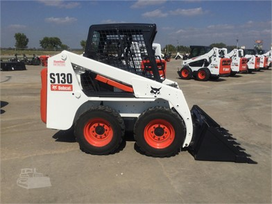 BOBCAT S130 Auction Results - 366 Listings   MachineryTrader