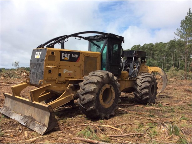 CATERPILLAR Skidders Logging Equipment For Sale - 285
