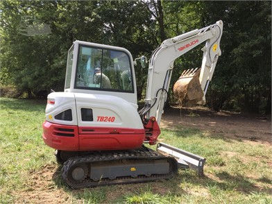TAKEUCHI TB240 Auction Results - 20 Listings | MachineryTrader com