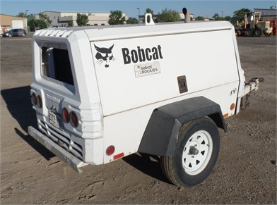 BOBCAT Construction Equipment Auction Results - 1256