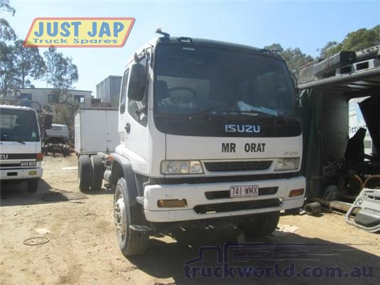 1999 Isuzu FVR Just Jap Truck Spares - Trucks for Sale