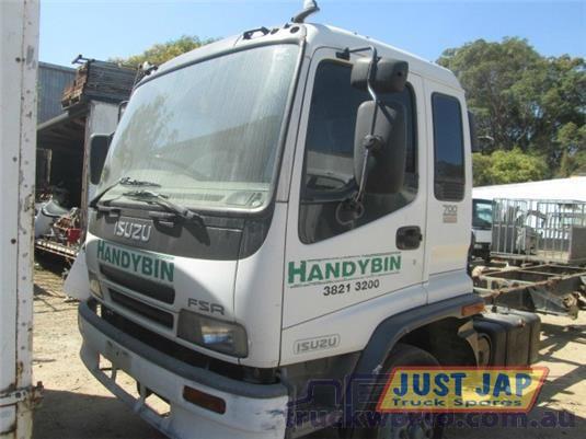 2003 Isuzu FSR Just Jap Truck Spares - Trucks for Sale