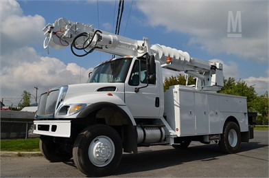 ALTEC Truck-Mounted Digger Derricks For Sale - 107 Listings