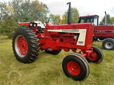 INTERNATIONAL Tractors Auction Results - 1476 Listings   AuctionTime