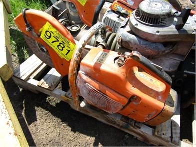 STIHL TS400 CONCRETE WET SAW Other Items Auction Results - 1