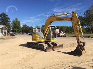 KOBELCO Crawler Excavators Auction Results - 72 Listings