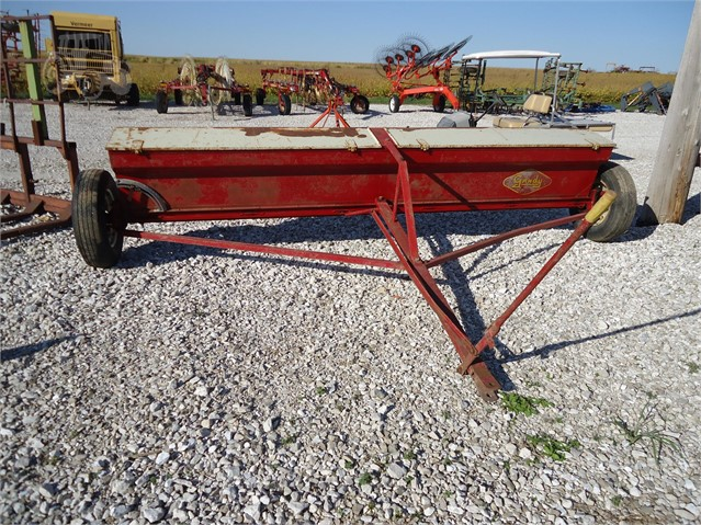GANDY 1012TR For Sale In Camp Point, Illinois | www bastertequipment com