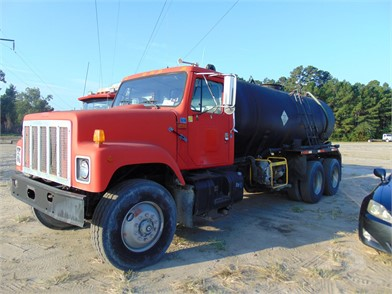 INTERNATIONAL Dump Trucks Auction Results In Chapel Hill