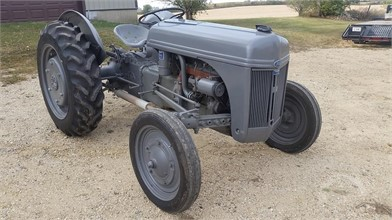 Less Than 40 HP Tractors Online Auction Results - November 8