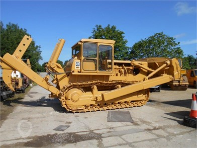 Used CATERPILLAR D8H for sale in the United Kingdom - 5