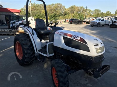 BOBCAT 40 HP To 99 HP Tractors Auction Results - 3 Listings