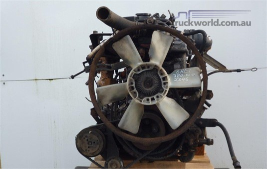 0 OTHER 6He1 425 Mm Bellhousing - Parts & Accessories for Sale