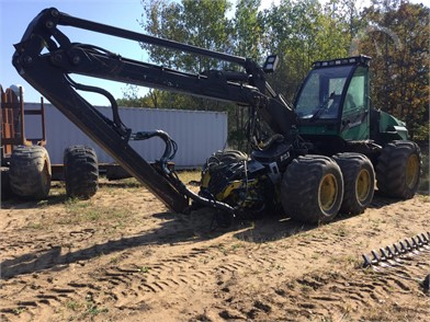 TIMBERJACK Forestry Equipment Auction Results - 19 Listings