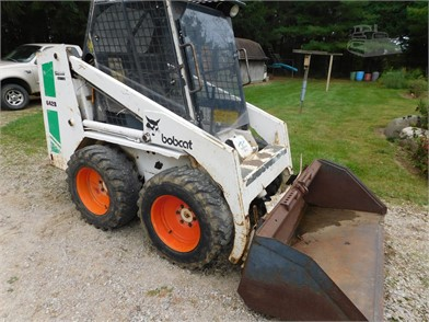 BOBCAT 642B Auction Results - 26 Listings | MachineryTrader