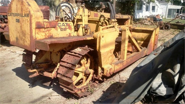 1952 CAT D2 For Sale In Middletown, Ohio