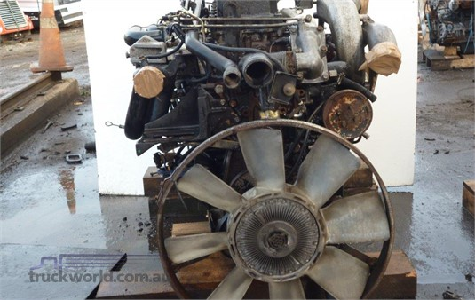 0 Mitsubishi 6D40 1At1 - Parts & Accessories for Sale