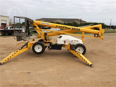NIFTY LIFT Boom Lifts Lifts Auction Results - 6 Listings