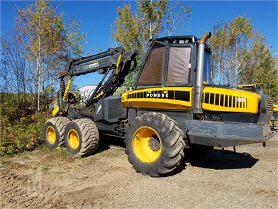 Processor / Harvesters Forestry Equipment Auction Results In