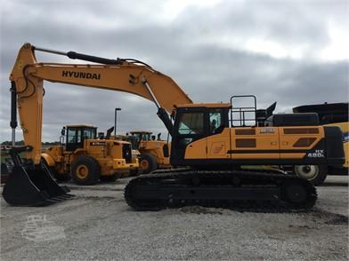 Excavators - Rueter's Equipment | Sales | Service | Parts