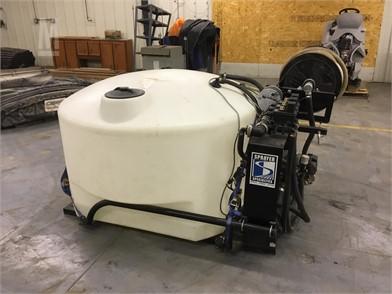 SPRAYER SPECIALTIES Liquid Tenders Auction Results - 7