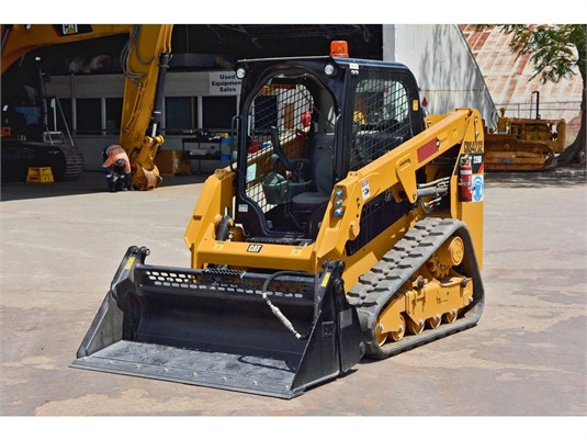 2016 Caterpillar 239D - Heavy Machinery for Sale