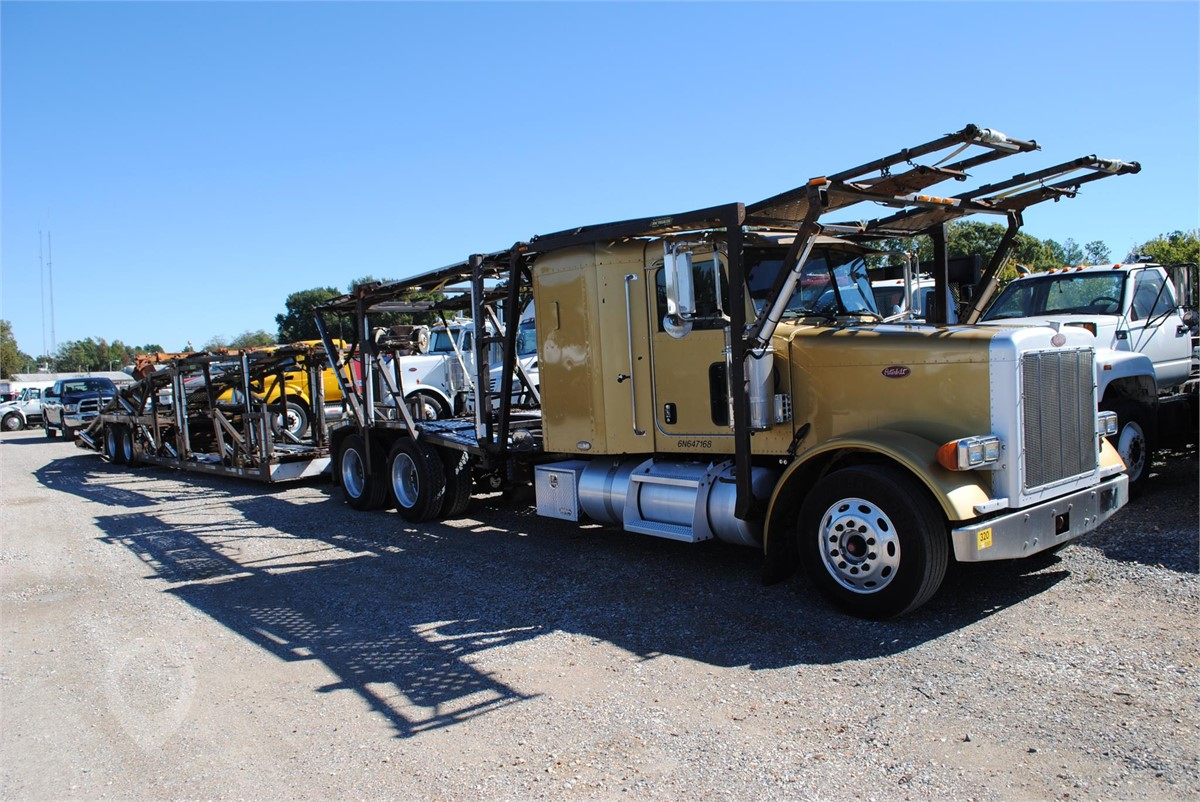 4c91bb2e8e Used 2006 PETERBILT 379 For Sale in Covington