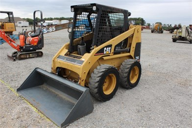 CATERPILLAR Skid Steers Auction Results - 361 Listings