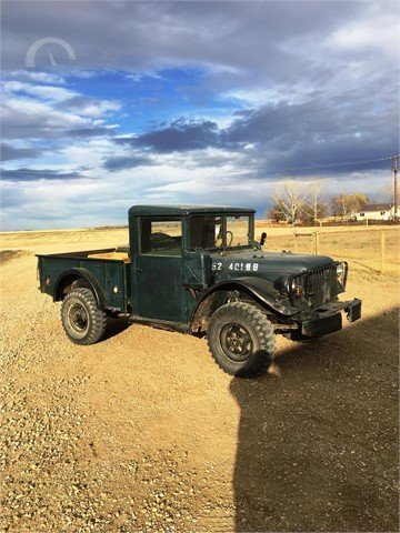 Lot # 4882 - 1952 DODGE M37