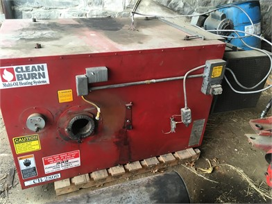CLEAN BURN Other Auction Results - 5 Listings   TractorHouse
