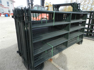 6c56251a 9.5' CORRAL PANELS Other Auction Results - 3 Listings | MarketBook ...