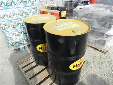 2 Barrels) Pennzoil Automatic Transmission Fluid Automotive Shop