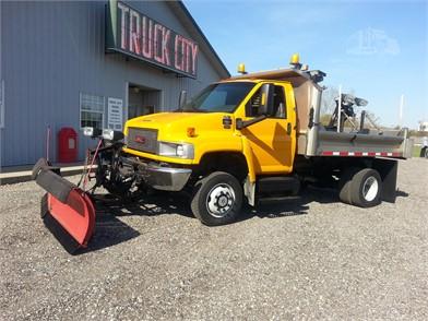 CHEVROLET KODIAK C5500 Dump Trucks For Sale - 4 Listings