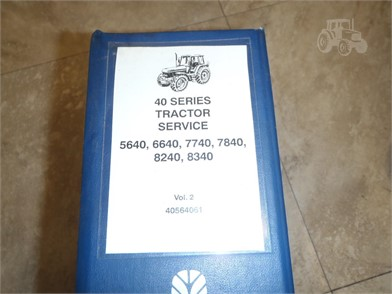f717cb7a4bc84f New Holland Manuals Auction Results - 7 Listings