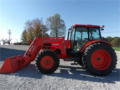 KUBOTA M125X Auction Results - 47 Listings | TractorHouse