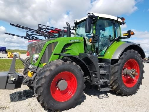 FENDT 828 VARIO For Sale In Brillion, Wisconsin | www vanderloop com
